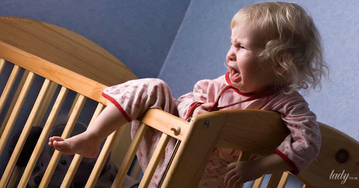 Что делать, когда у ребенка бессонница