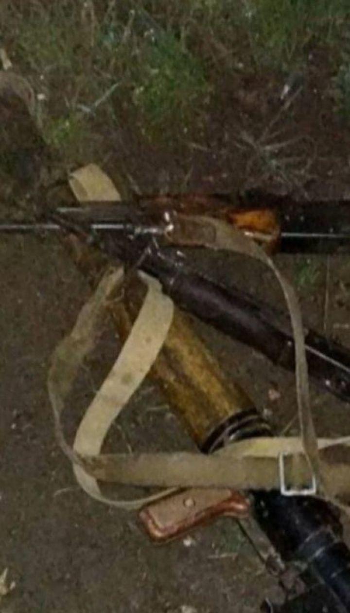 Трофейну зброю й ворожу мапу здобули українські військовики