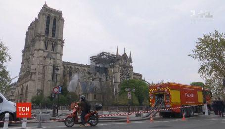 Собор Парижской Богоматери восстановят вдвое быстрее - Макрон