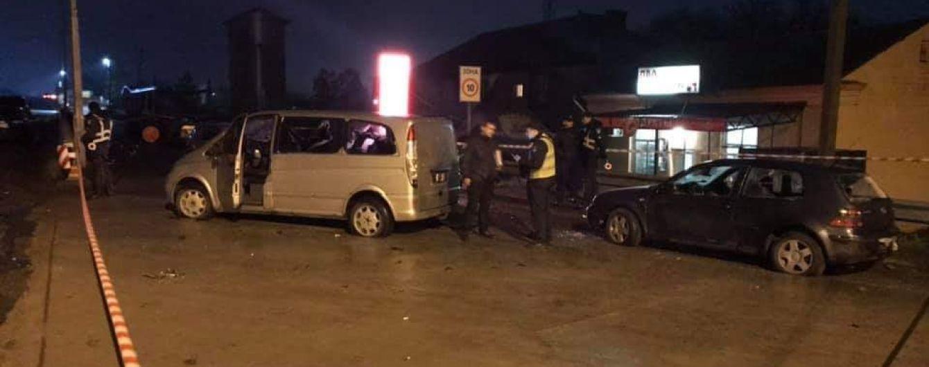 """В полиции вооруженное нападение на дорожный пункт под Одессой назвали """"разборками активистов"""""""