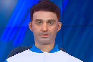 На российском телеканале вместо ведущего новости зачитывал робот. Зрители разницы не почувствовали