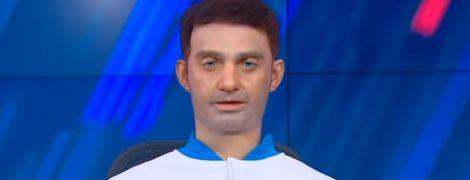 На російському телеканалі замість ведучого новини зачитував робот. Глядачі різниці не відчули