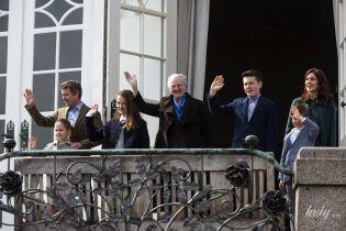 Її Величності 79: данська королева Маргрете II у свій день народження привітала підданих