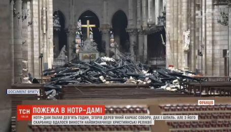 Только за сутки на реконструкцию Нотр-Дама собрали 750 миллионов евро
