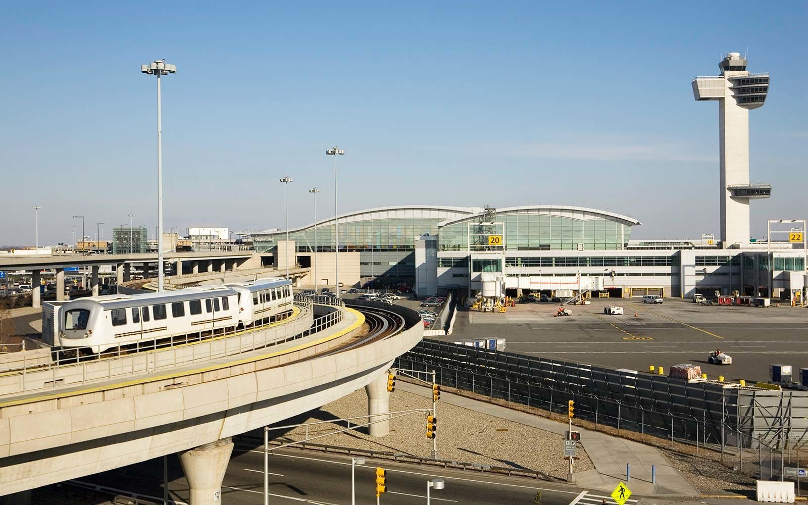 Нью-Йорк аэропорт Джона Кеннеди