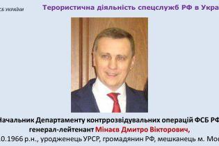 СБУ назвала організатора вбивств українських розвідників