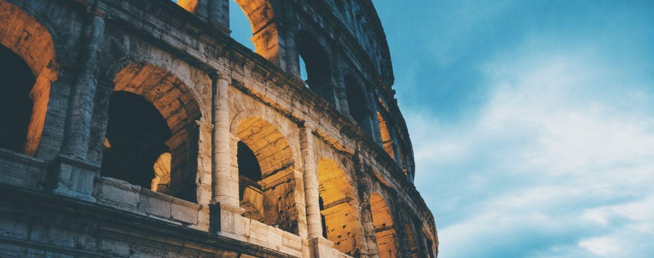 В Риме туристам предлагают  виртуальный тур по дворцу Нерона. Видео