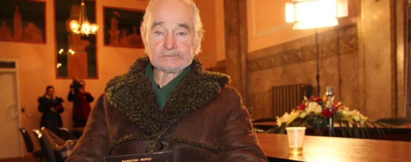 Во Львове умер диссидент и историк Валентин Мороз