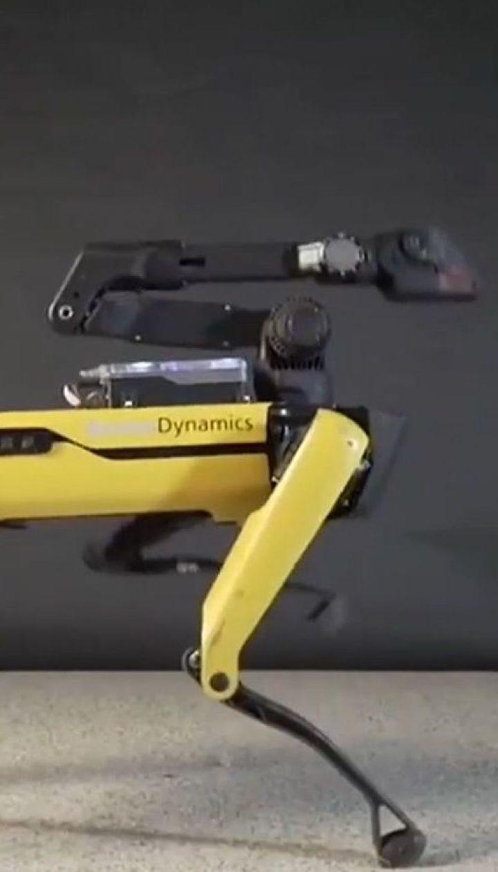 """Інженери """"Boston Dynamics"""" навчили свого робота танцювати"""