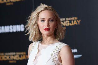 Акторка Дженніфер Лоуренс повертається у кіно після довгої перерви