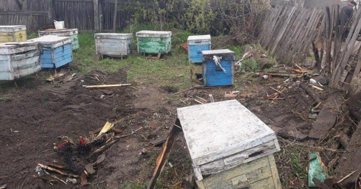 На Луганщині окупанти обстріляли будинки мирних мешканців
