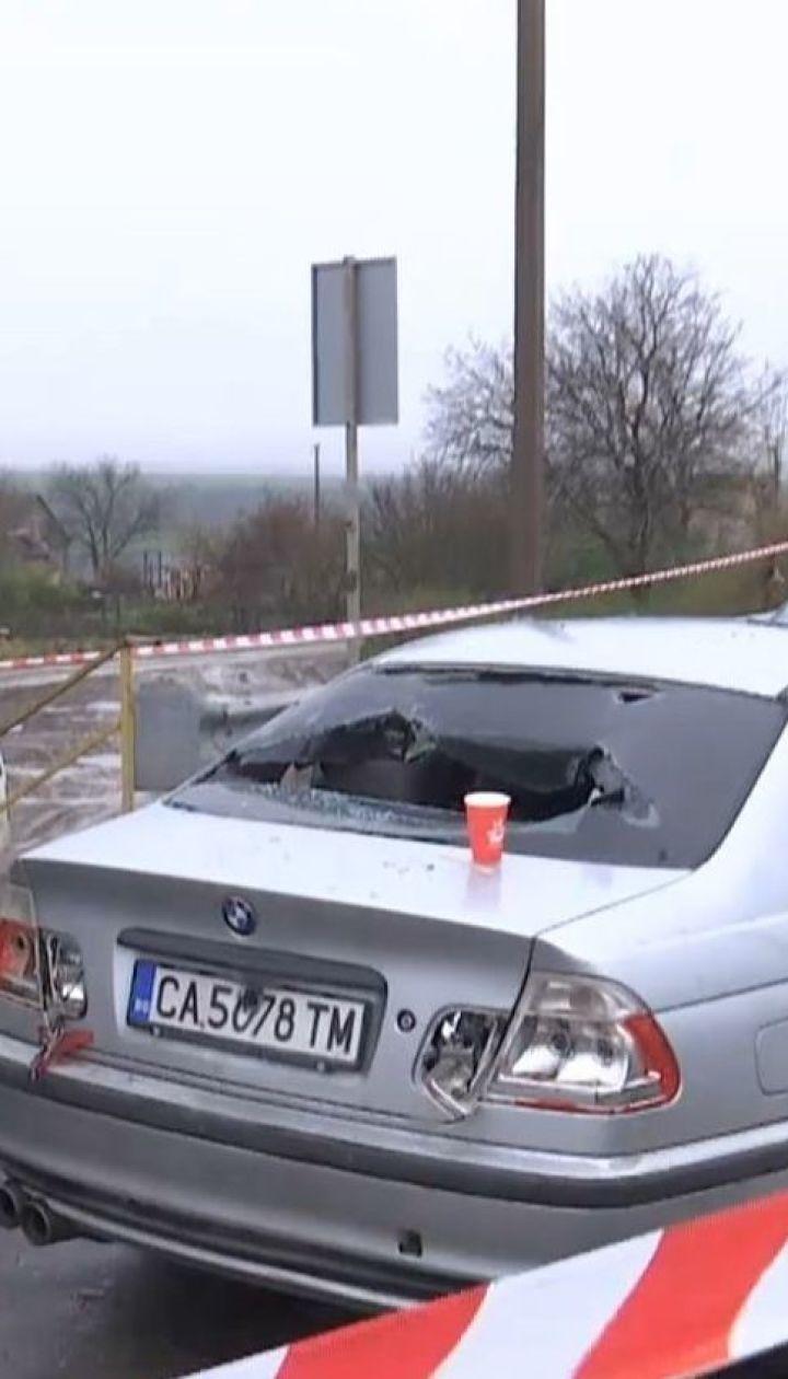 Мотивом стрельбы под Одессой могло стать желание устранить с поста проверки авто активистов