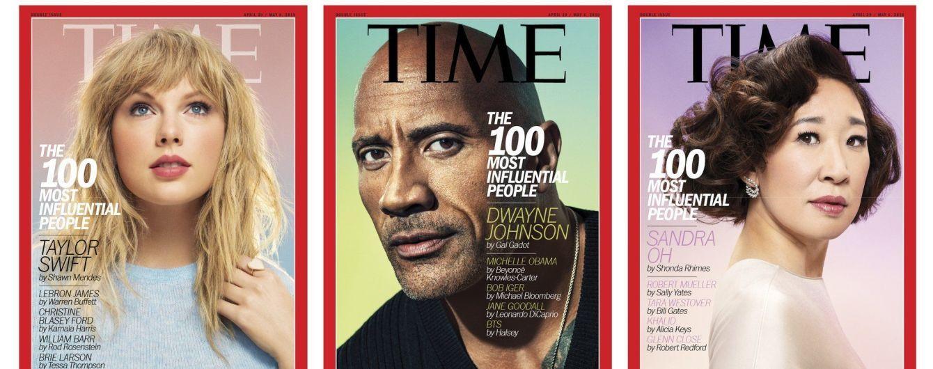 Журнал Time назвав сотню найвпливовіших людей 2019 року