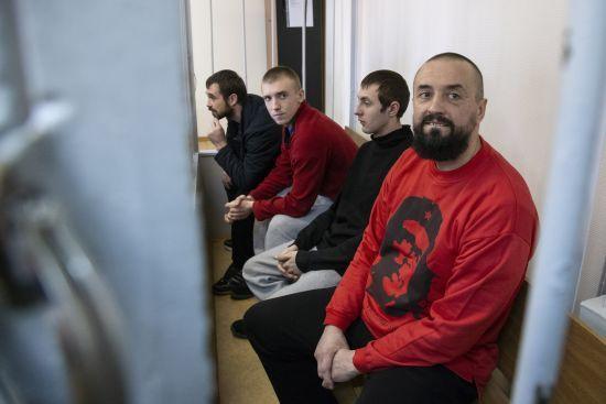 Полоненим українським морякам призначили нову експертизу