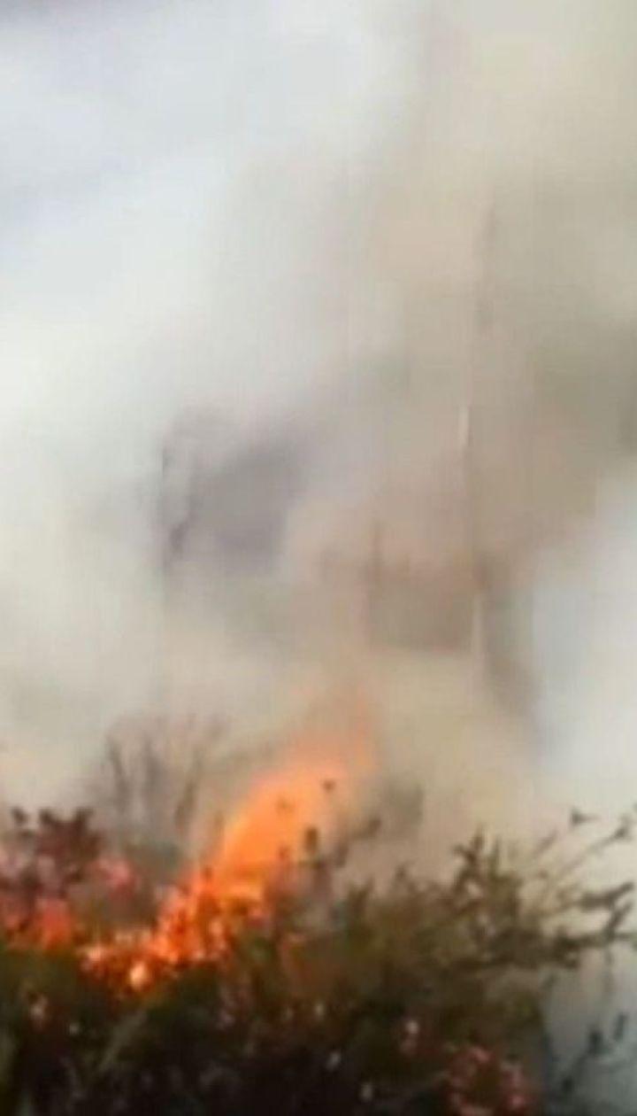 Італійський суд оштрафував двох студентів на 13,5 мільйона євро через спричинену пожежу