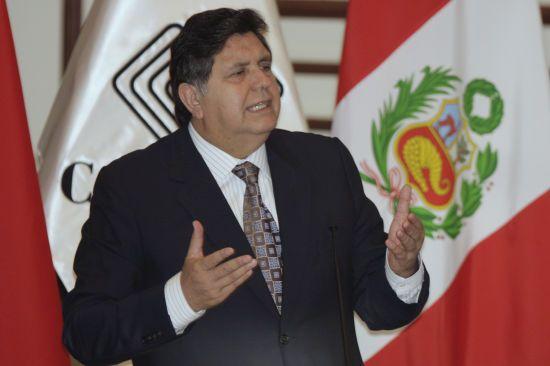 Екс-президент Перу помер у лікарні після спроби самогубства