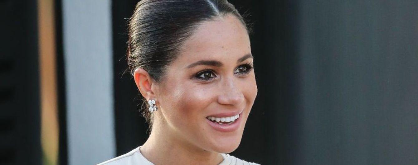 Меган Маркл переробила обручку, яку подарував їй принц Гаррі