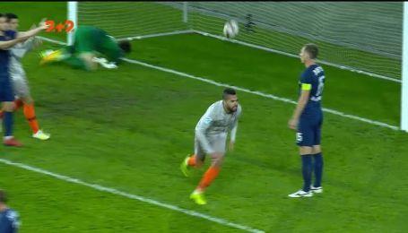 Дніпро-1 – Шахтар - 0:1. Відео голу Дентіньо