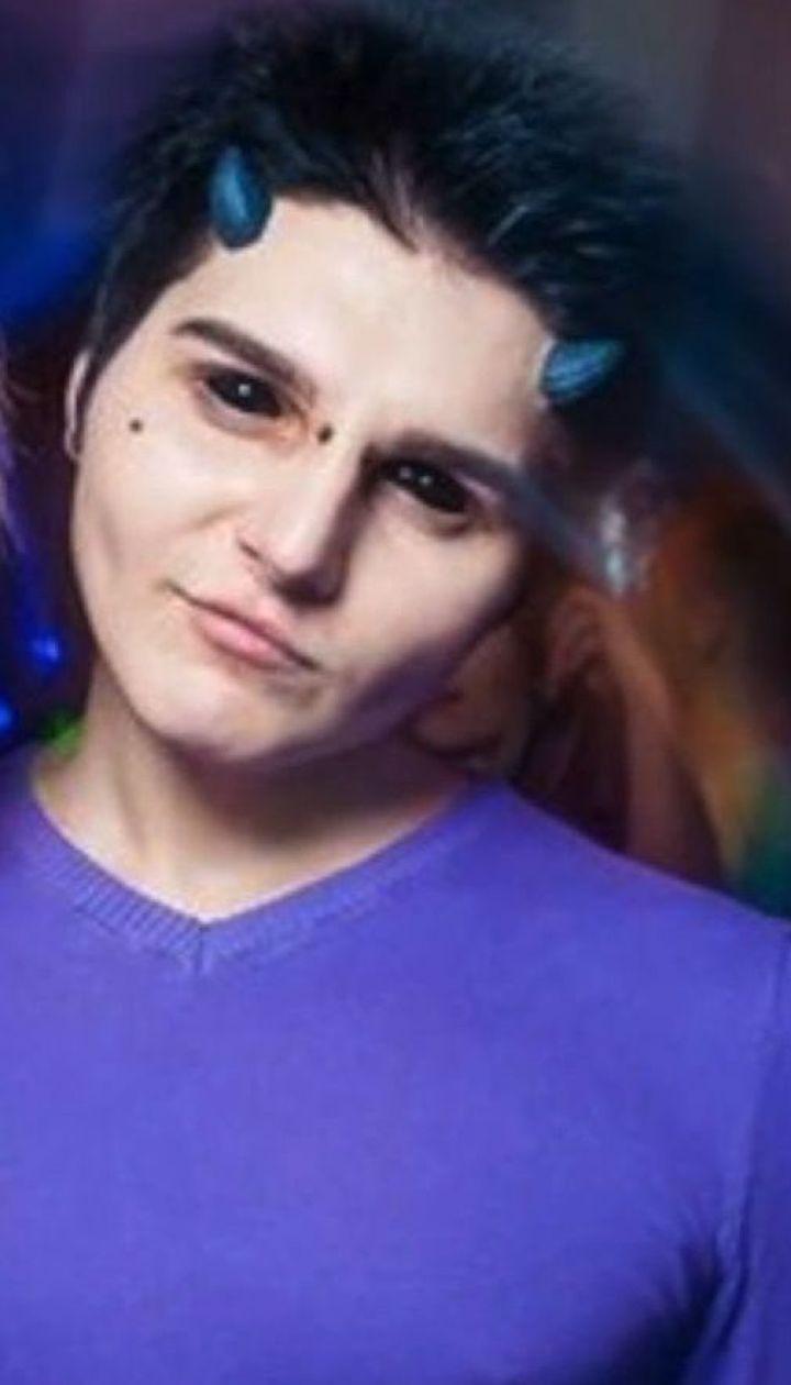Убийство девушки: правоохранители разыскивают молодого человека с клыками и татуажем глаз