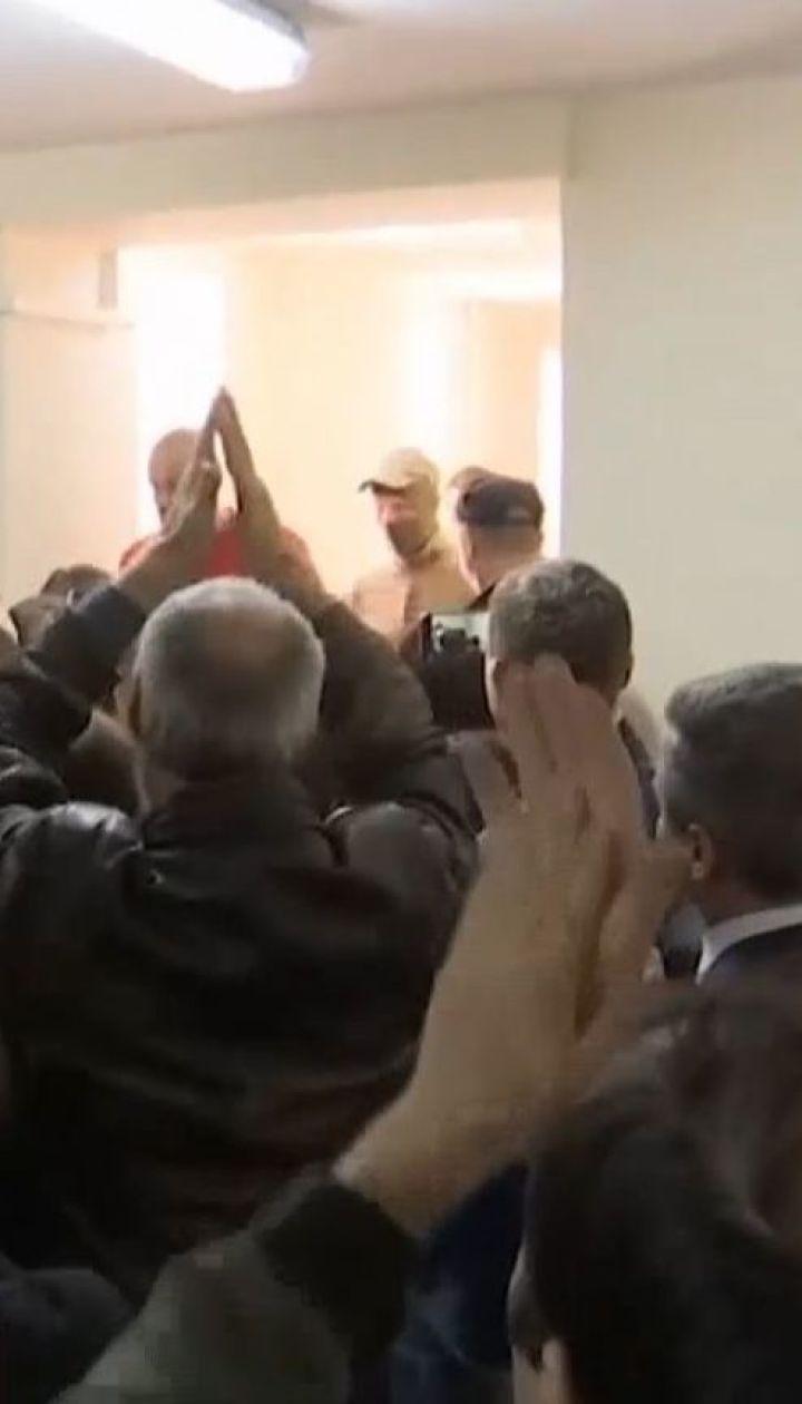 """Украинских моряков в зале российского """"суда"""" встречали аплодисментами"""