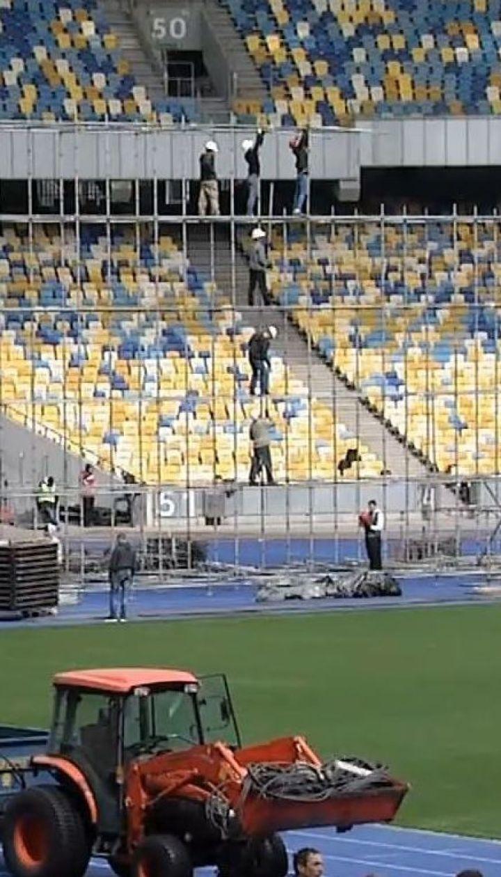 """""""Олімпійський"""" під час дебатів охоронятимуть 10 тисяч правоохоронців"""