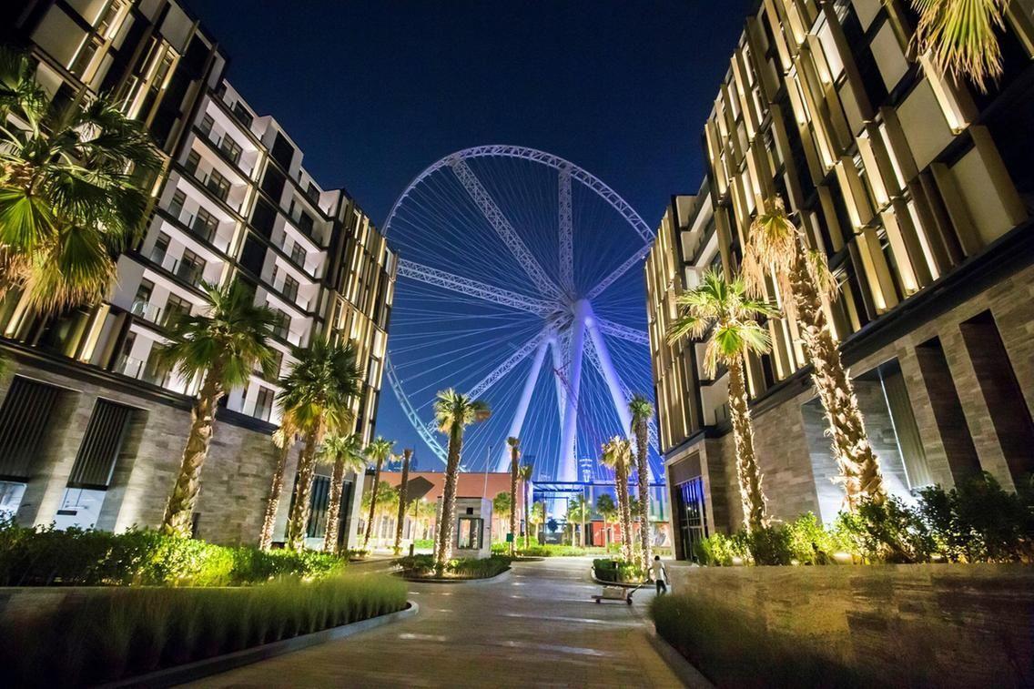 Глаз Дубая (Ain Dubai)