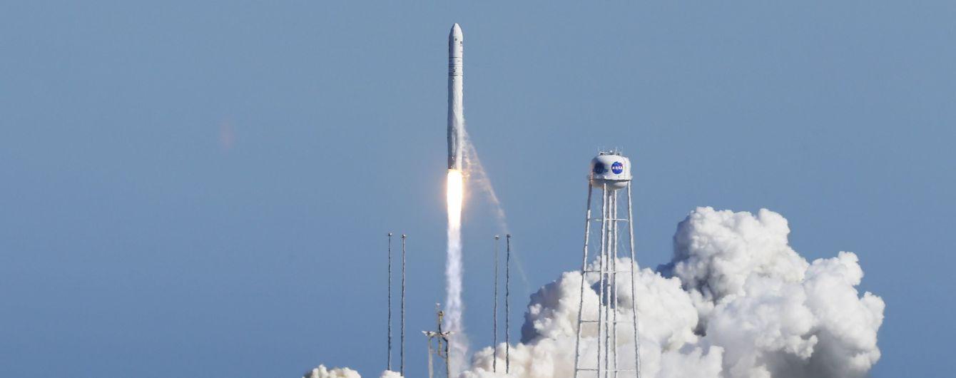 NASA осуществило запуск ракеты Antares с украинскими деталями