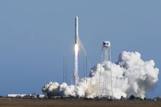 NASA здійснила запуск ракети Antares з українськими деталями