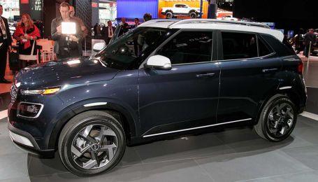 Hyundai представила самый дешевый кроссовер марки