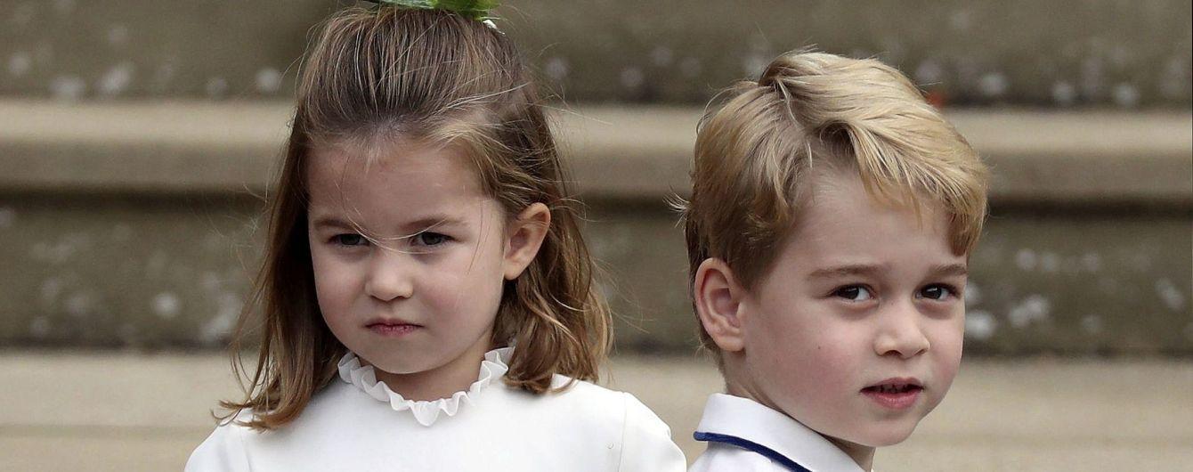 Почти как рэпера: стало известно, как одноклассники прозвали принца Джорджа