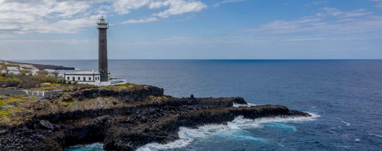 На Канарских островах маяк превратили в роскошный отель