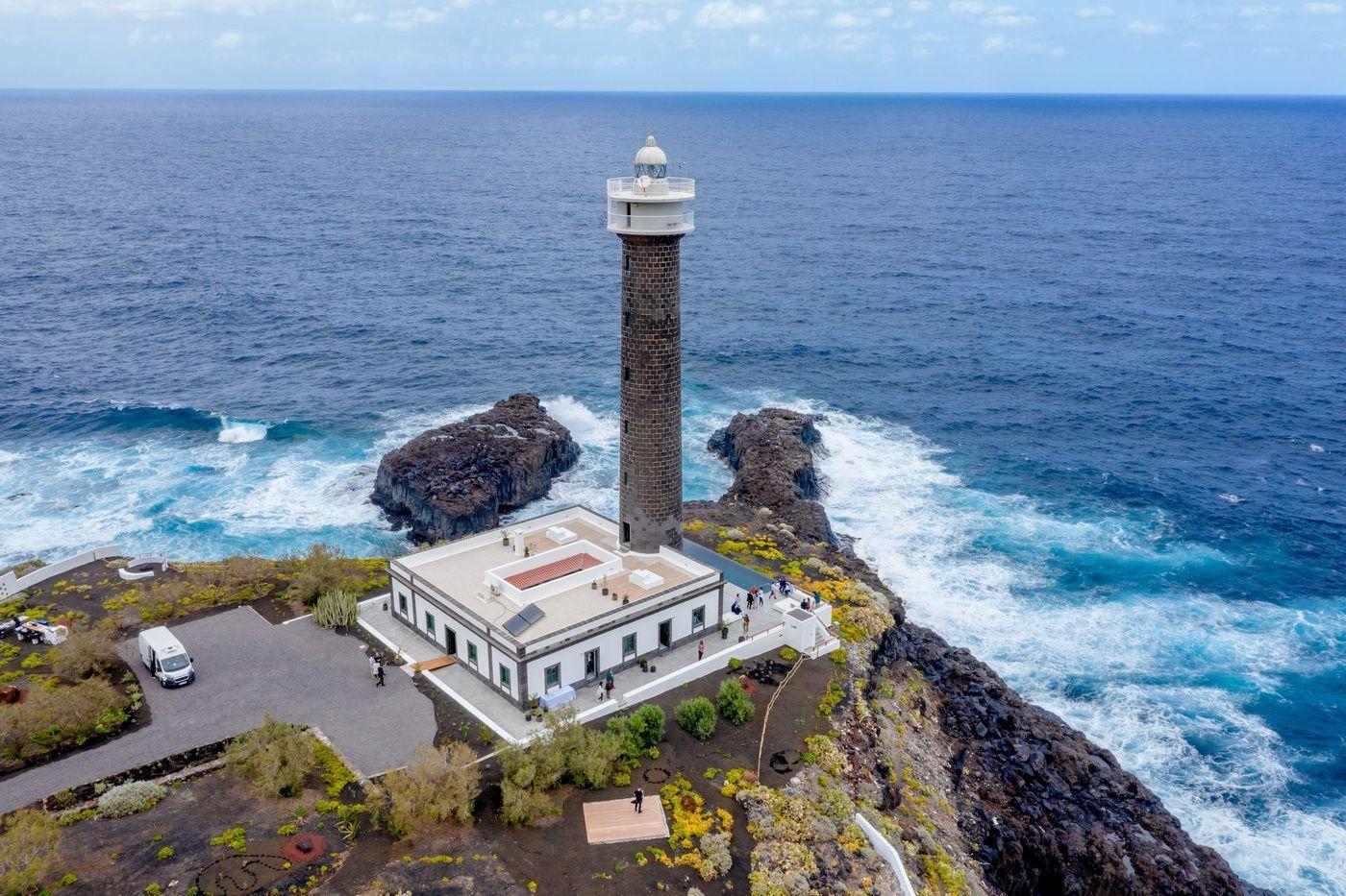 Faro Punta Cumplida маяк Испания