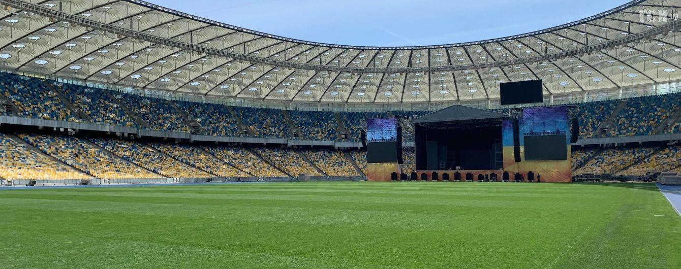 """Дебаты на """"Олимпийском"""": какие улицы будут перекрывать в центре Киева"""
