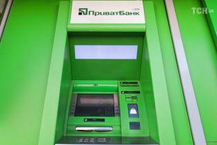 В Киеве неизвестные взорвали банкомат Приватбанка и пытались украсть кассеты с наличными