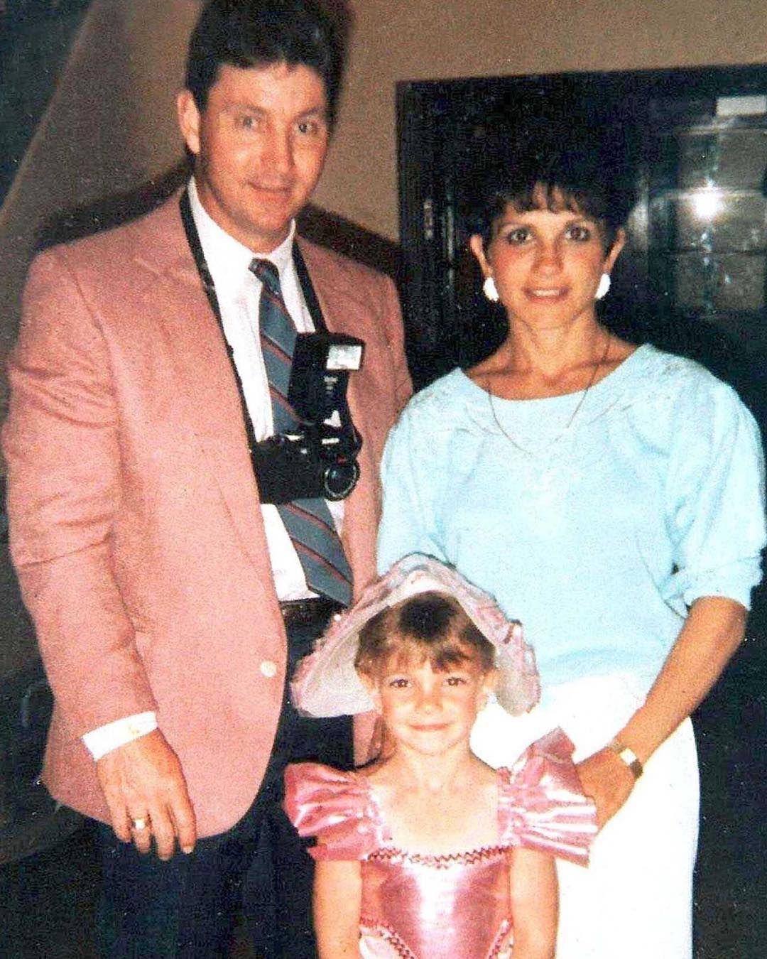Брітні Спірс с батьками