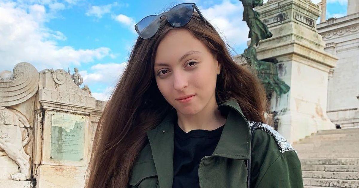 """""""Я втомилася від дієти"""": донька Полякової розповіла, що їй допомагає тримати себе у формі"""