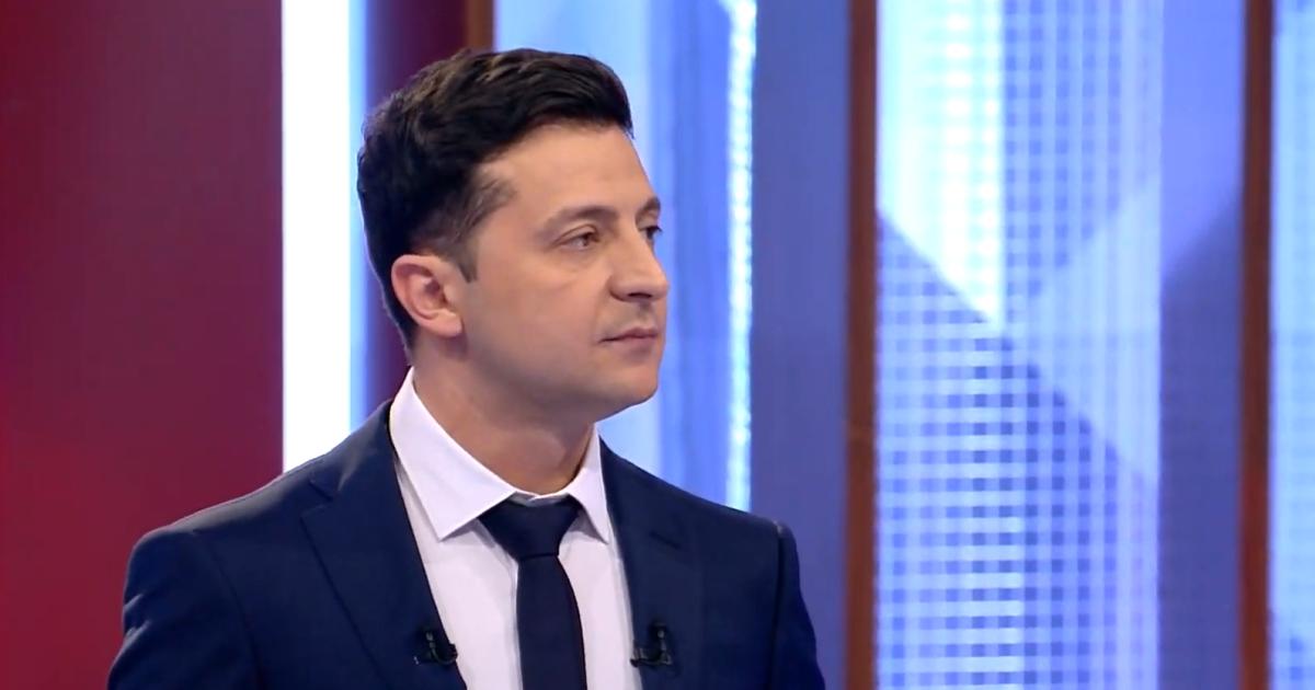 """Зеленський презентував всю свою команду у студії ток-шоу """"Право на владу"""""""