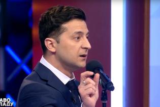 """""""Я - не боягуз"""". Зеленський заявив, що не відмовиться від участі у дебатах на стадіоні"""