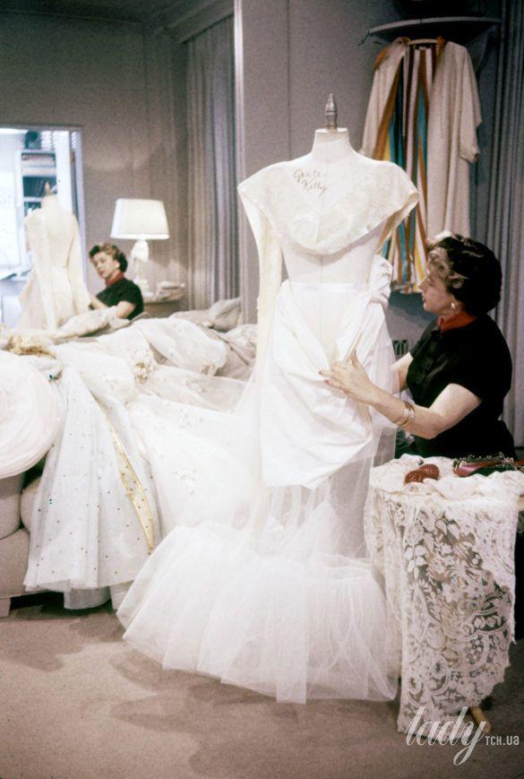 Свадьба Грейс Келли и князя Монако Ренье III_2
