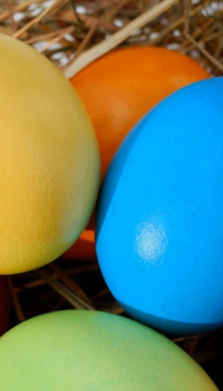 Як обрати свіжі яйця до Великодня