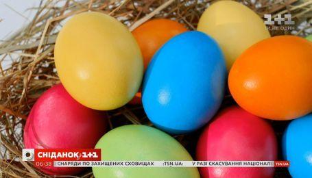Как выбрать свежие яйца к Пасхе