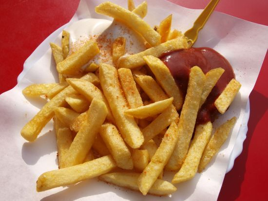 Бельгієць смажив картоплю фрі 126 годин та встановив світовий рекорд