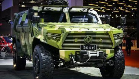 """""""Убийца"""" российского """"Тигра"""". Китайцы представили военный броневик"""