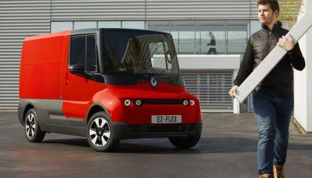Renault бесплатно отдает новые электрофургоны на два года