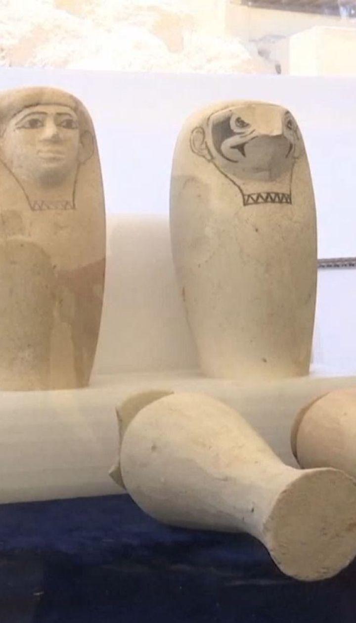 Египетские археологи снова нашли ценные гробницы