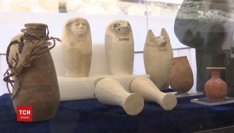 Єгипетські археологи знову знайшли цінні гробниці