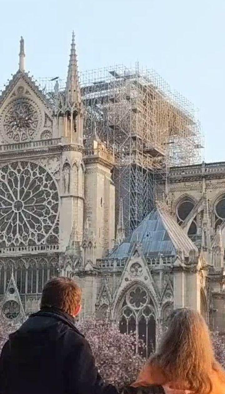 Классика или современность: для собора Парижской Богоматери выбирают вид реставрации