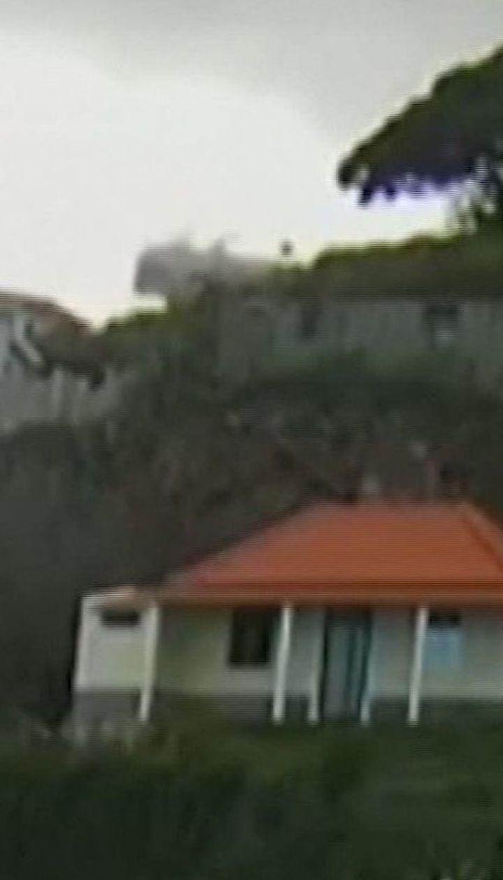 У соцмережах оприлюднили відео автобусної трощі на Мадейрі