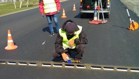 """""""Укравтодор"""" проверил международное шоссе после капитального ремонта"""
