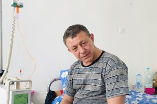 Семья Анатолия просит помощи в лечение мужчины